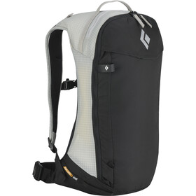 Black Diamond Dawn Patrol 15 Mochila, black/white